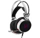 Vibrator Light Subwoofer Professional DJ PC Gaming Headset Headphone