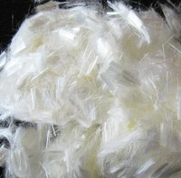 Good quality White bright nylon 66 staple fiber for spinning