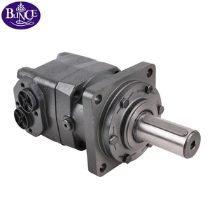 Dongguan Blince High torque low pressure of start up Direct drive mechanism crank hydraulic motor omt315