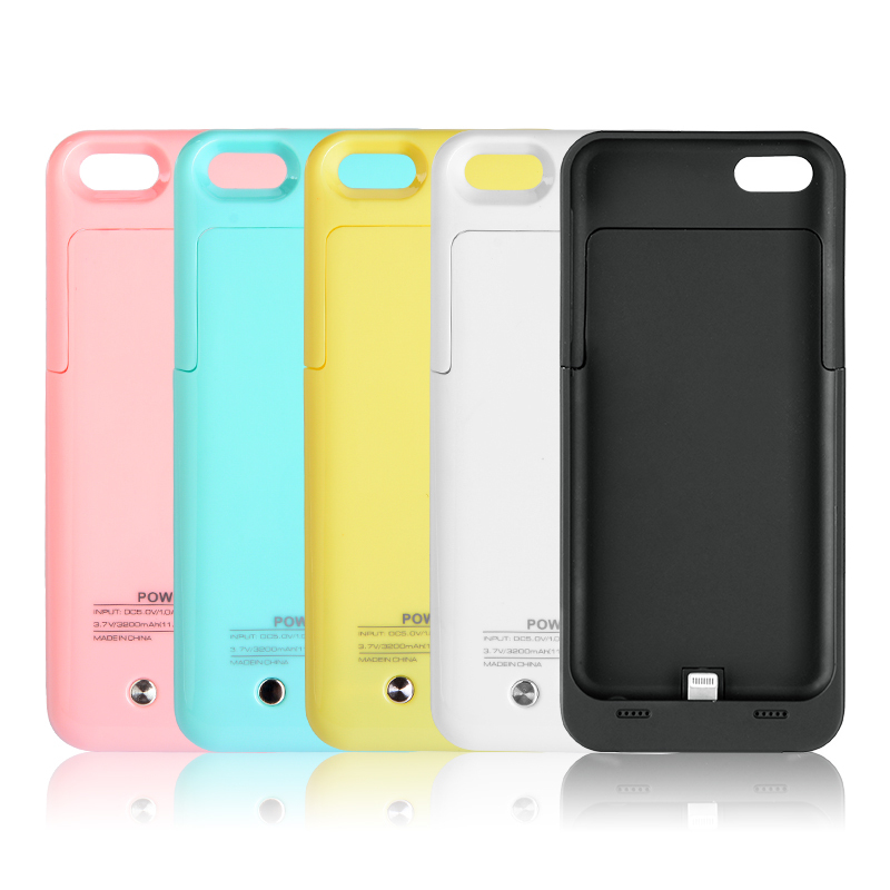 brand new 3200mah capacity charger case pack power bank. Black Bedroom Furniture Sets. Home Design Ideas
