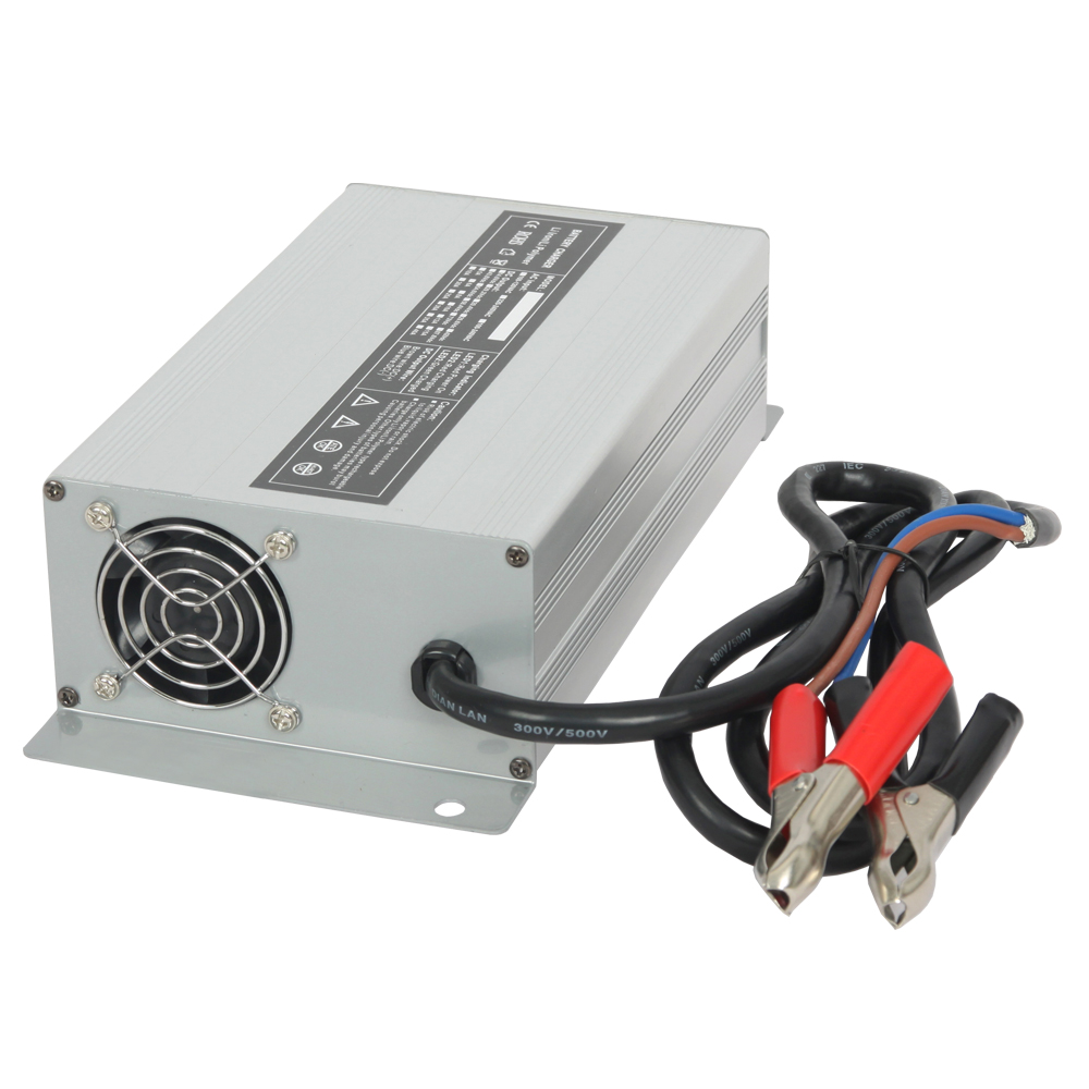 72v Li-ion Battery Charger for Electric Patrol Car