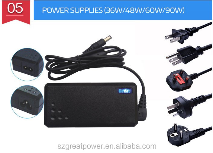 19v 3.95a 75w universal Laptop AC Adapter / Power Supply / Laptop Charger