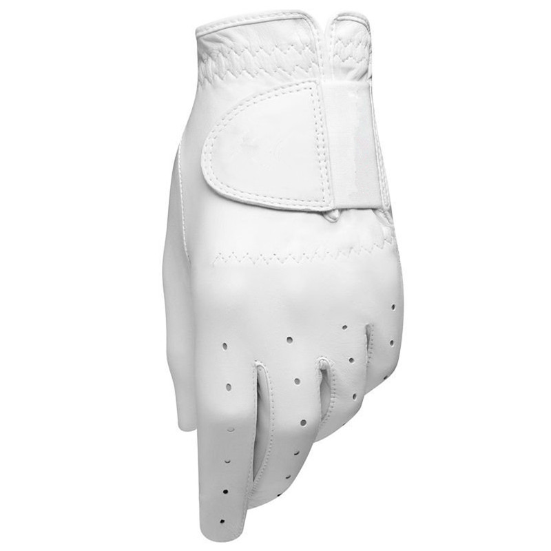 wholesale colored master grip cabretta leather golf gloves