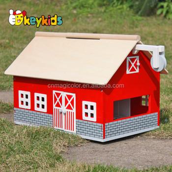Whole Baby Wooden Toy Barn Top Fashion Kids Best Design Children