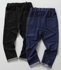 customize fashion kids boys fake oxford stretch pants