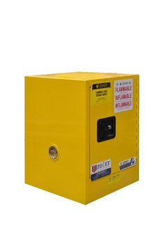 CE Laboratory Furniturn, Fireproof Chemical Safe Cabinet Made Of Steel