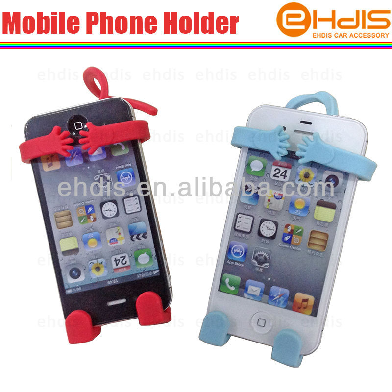 Air free fashion universal pop phone handset holder