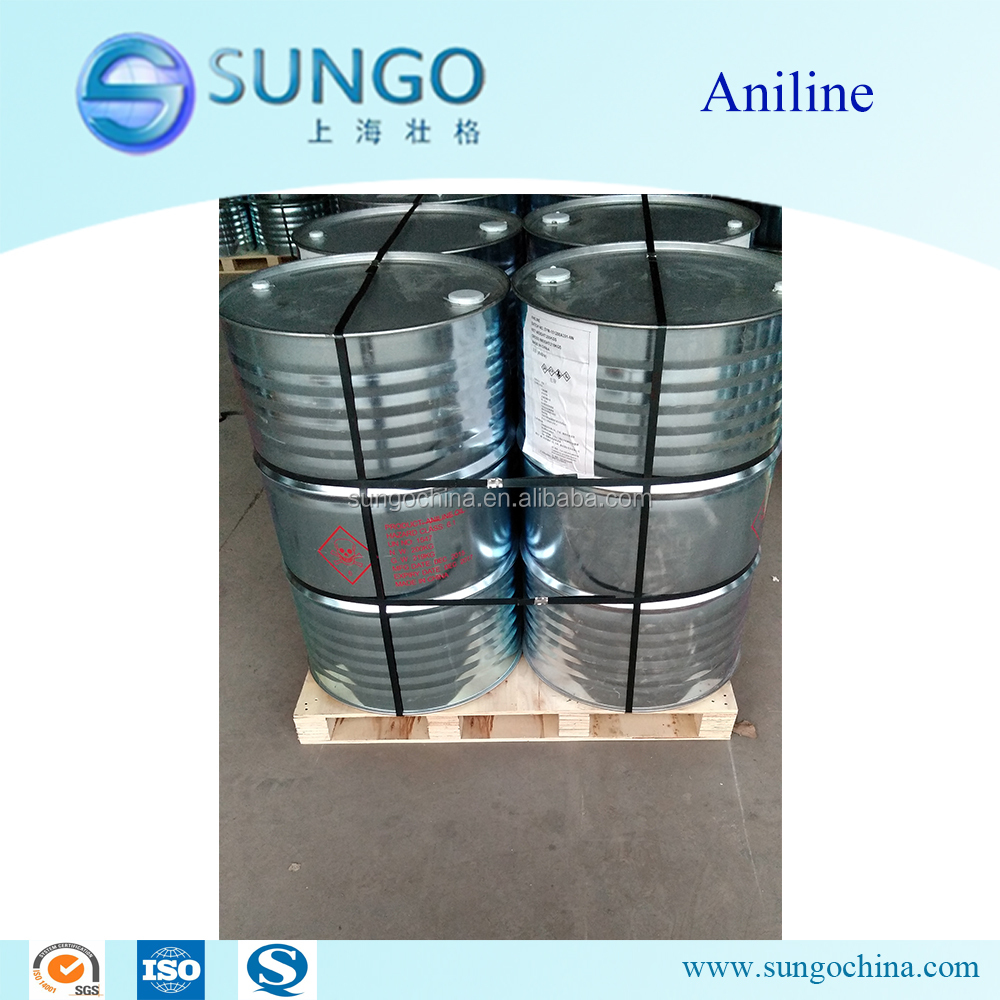 Aniline Oil Cas No. 62-53-3 Intermediate for MDI and Dyestuff
