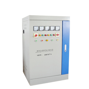 High Performance Copper Wire 120kw Voltage Stabilizer