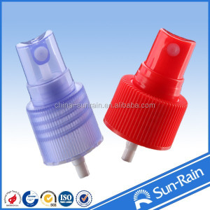 china SGS emily 24/410 fine mist sprayer head
