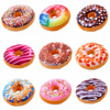 Hot funny printed decorative pillows magic donut pillow