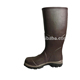 mens shoe winter heated hunting flat buckle boot RC-012