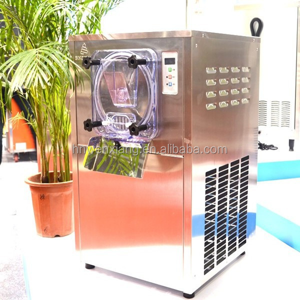 Batch Freezer/Gelato Machine/ Hard Ice Cream Machine