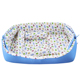 Baby latex new design mattress mini crib for child