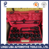 heat treatment grip Mirror finish combination Indusrial class impact wrench set