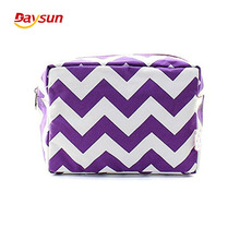Pink Large Travel Cosmetic Pouch Bag 2 With Zipper