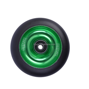 Professional Production Extrusion And CNC Parts Pro Scooter Wheels For Stunt Scooters