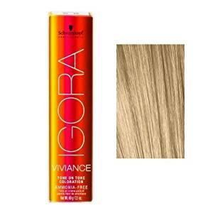 402abc6aa4 Schwarzkopf Igora Viviance Demi-Permanent Hair Color - 9-0 Extra Light  Blonde by