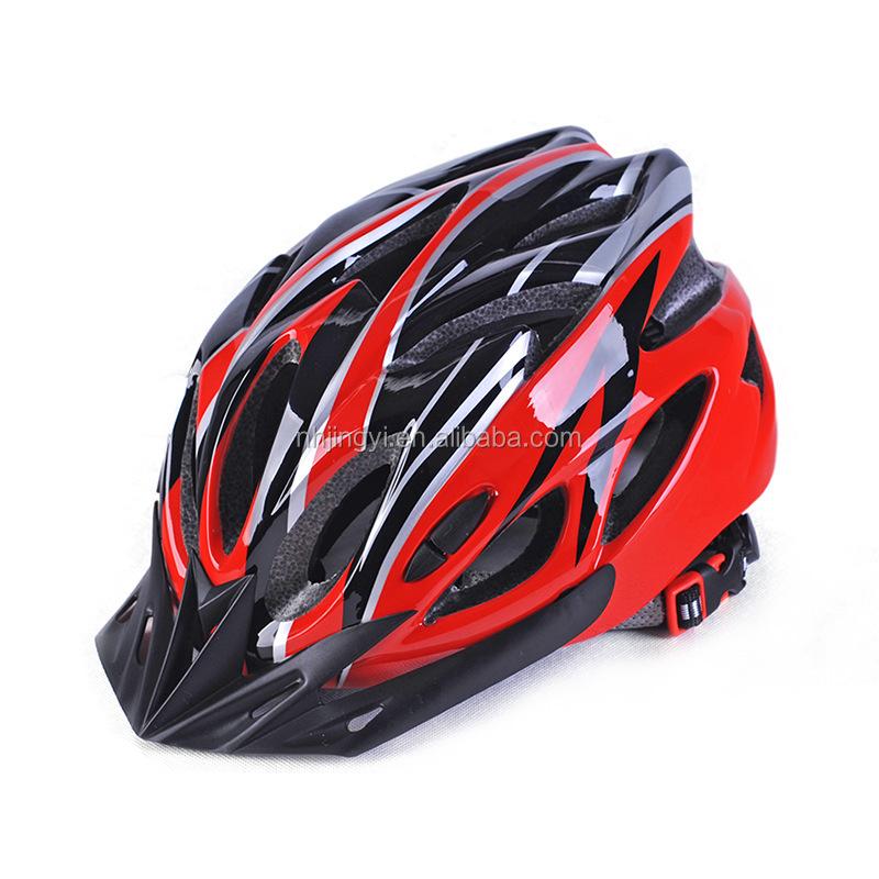 Safty colorido barato adulto ciclismo bicicleta capacetes de bicicleta feita sob encomenda