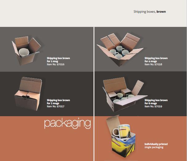Promotional Items Custom Ceramic Porcelain Coffee Mug Cup
