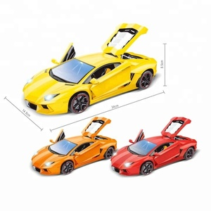 1:14 Open Door 9in1 Electric Gravity Sensor Light RC Car Toys