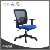 Comfortable high weight capacity office chairs with import mesh