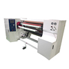 Hot sale Double shaft turret adhesive tape slitter and rewinder machine