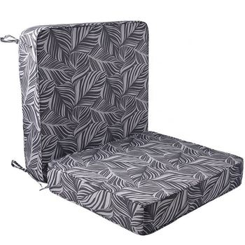 Cushioned Chairs Cushion Thick Outdoor