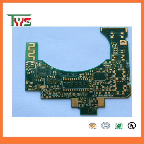 FR4 Material Matt Blue Mask PCB Supplier / Manufactured by own factory/94v0 pcb board