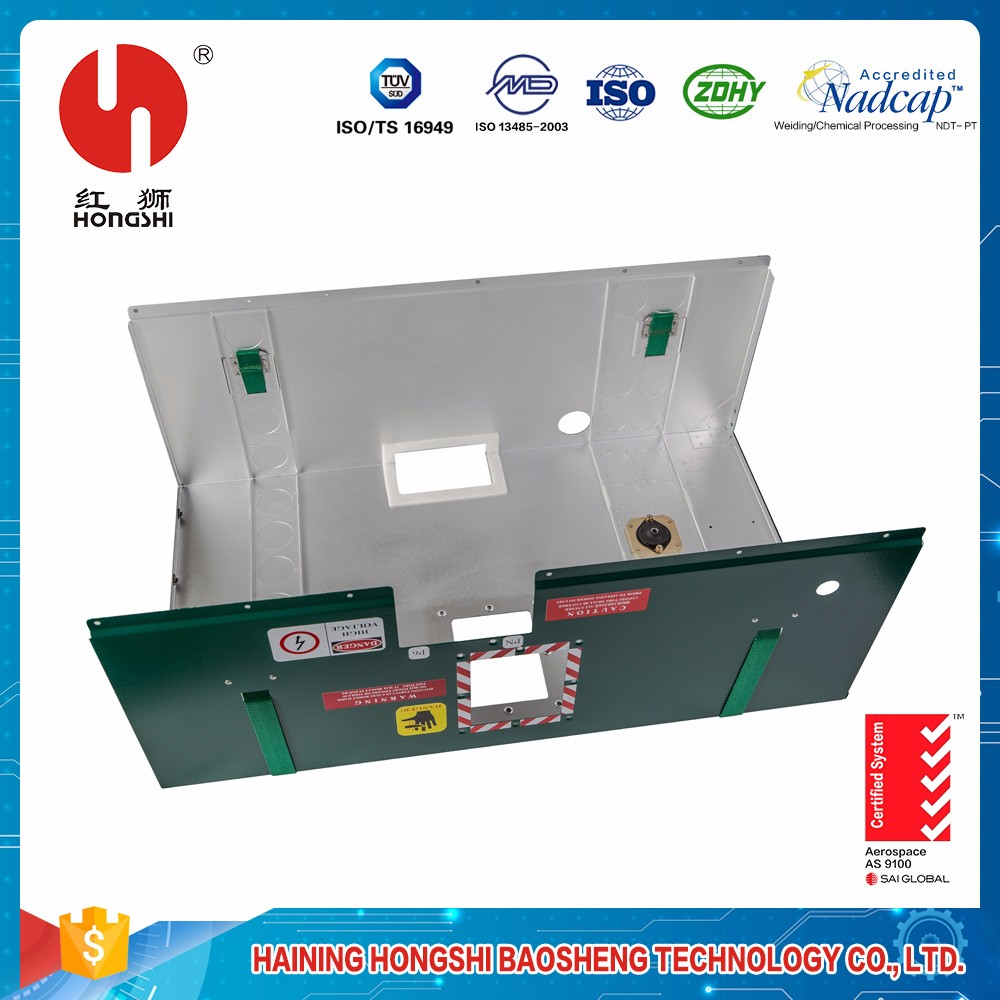 OEM Sheet Metal Fabrication Cutting , Stamping , Bending , Welding and Galvanizing