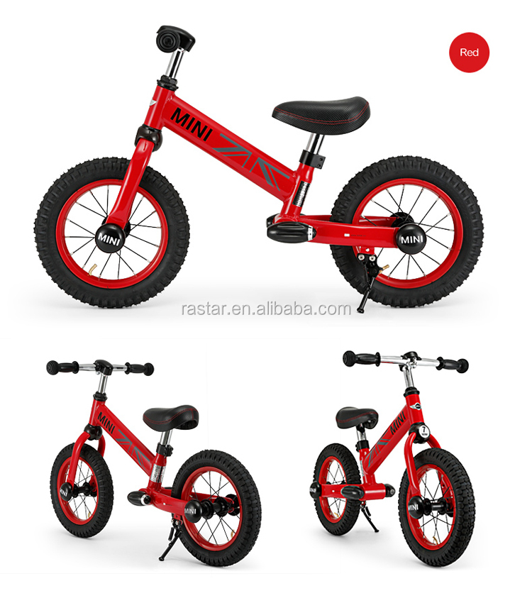 RASTAR child sliding bike MINI COOPER kids balance bicycle