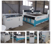 3000*2000mm high pressure 420mpa water jet rubber band cutting machine for sale