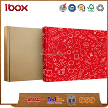Quality Color Kraft Packing Box