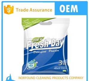 Fast delivery free packing laundry detergent