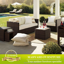 Wicker outdoor garden sofa furniture