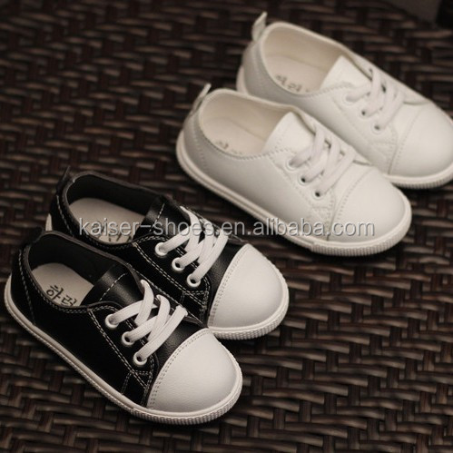 2017 kids casual shoes genuine leather children school shoes flat sneakers