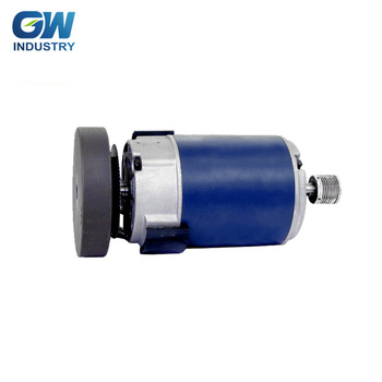 GW electric High efficiency brush permanent magnet dc treadmill motor