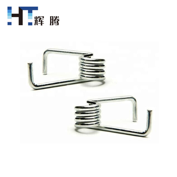 Metal Double Small Clothespin Spring Spiral Torsion Spring