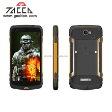 Military Herstellung Dual sim TACCA T2 Smart android robuste handy entsperrt wasserdichte telefon IP67 Dual Core MTK6795