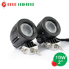Christmas decoration 2'' 10w led off road motorcycle lights