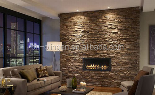 Decorative Stone Wall - Home Design