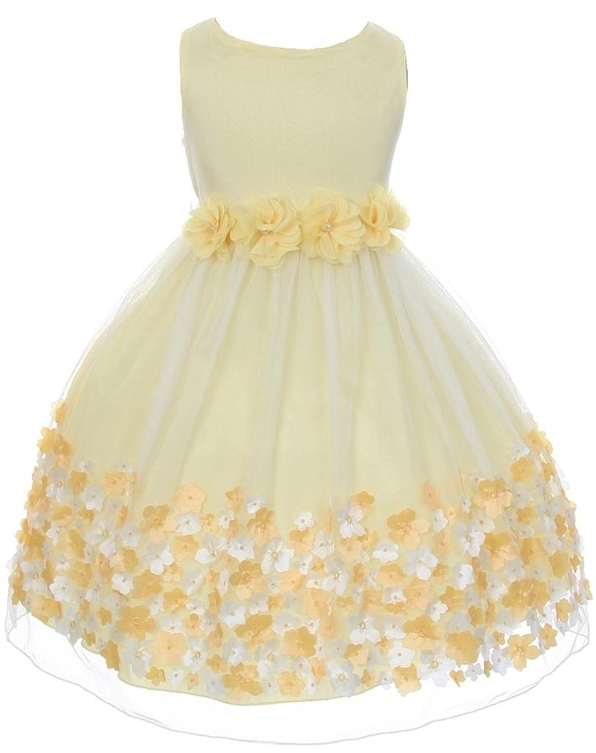 Cheap Yellow Easter Dresses For Girls Find Yellow Easter Dresses