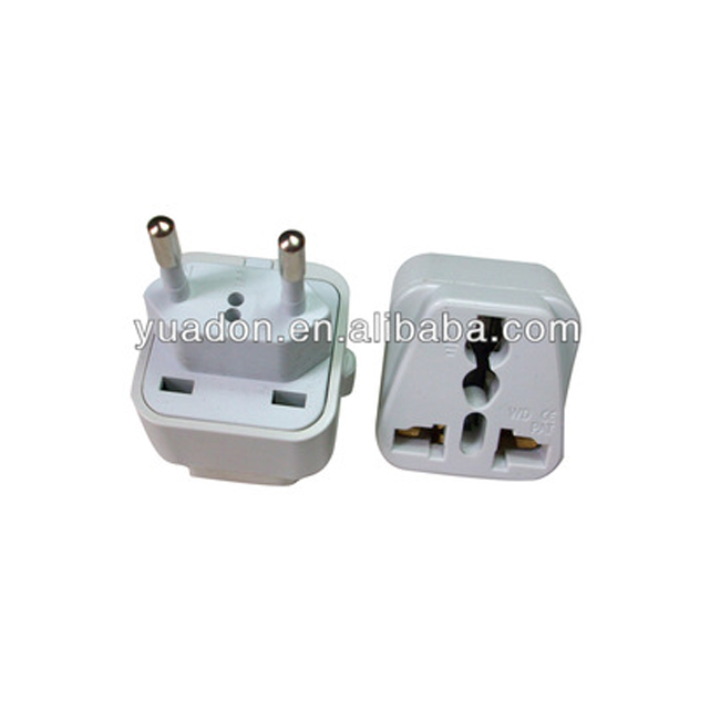 250V 10/16A universal socket to Germany Korea plug