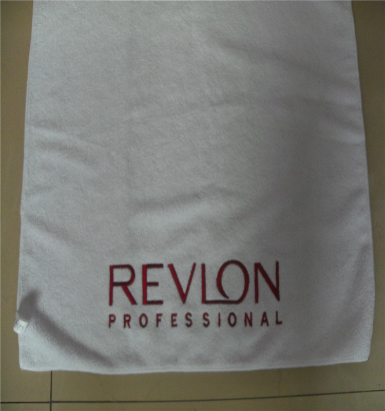 Quick Dry Microfiber Embroidery Sweat Towel