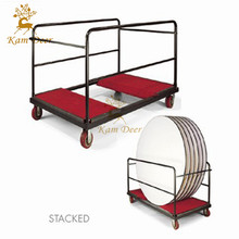 Round Table Trolley, Round Table Trolley Suppliers And Manufacturers At  Alibaba.com