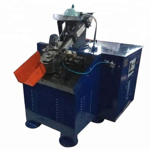nail shank thread rolling machine