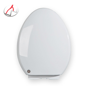 New style hot sale silent wc toilet seat all purpose general European Standard toilet seats waterproof sanitary ware