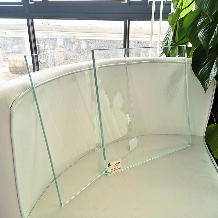 3mm-19mm thick Ultra clear glass sheet tempered glass for building