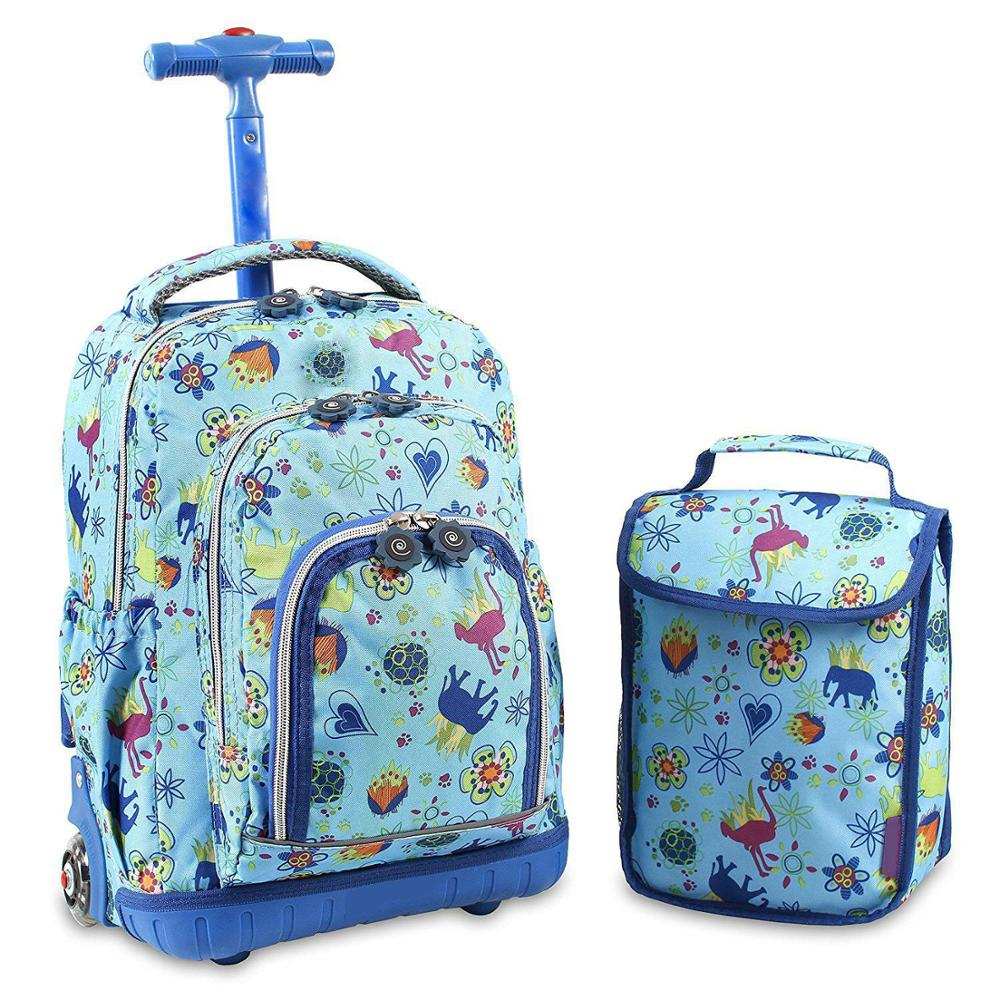 Cute Rolling Backpack- Fenix Toulouse Handball ed7186e630ded