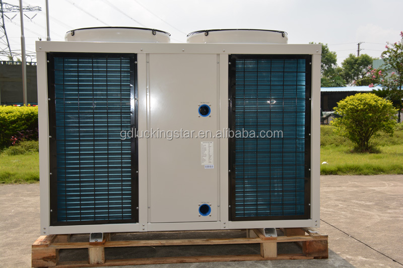 swimming pool heating heat pump,mini pump with titanium in PVC heat exchanger